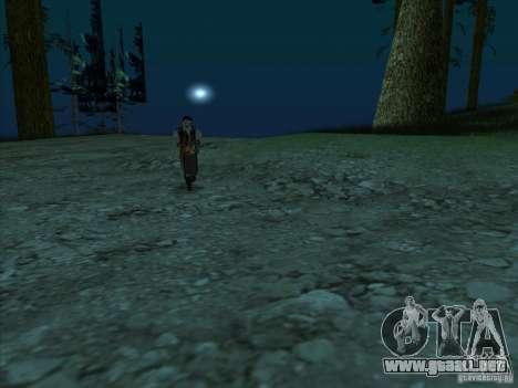 Leatherface para GTA San Andreas tercera pantalla