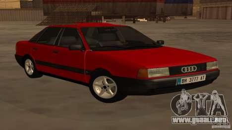 Audi 80 B3 v2.0 para GTA San Andreas