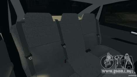 Chevrolet Impala Unmarked Detective [ELS] para GTA 4 vista lateral