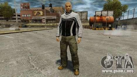 Vin Diesel para GTA 4