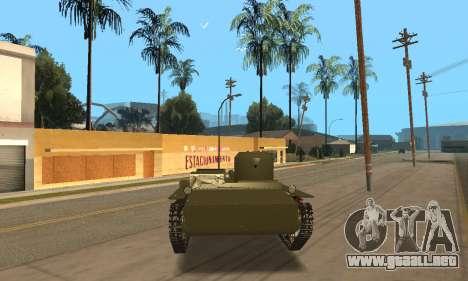 T-38 para la visión correcta GTA San Andreas