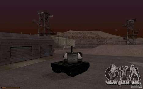 Bat. Chat. 155 SPG para la visión correcta GTA San Andreas