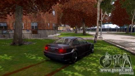 Simple ENB para GTA 4 octavo de pantalla