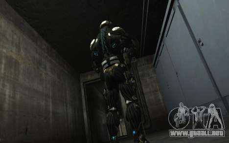 Crysis 3 The Hunter skin para GTA 4 sexto de pantalla