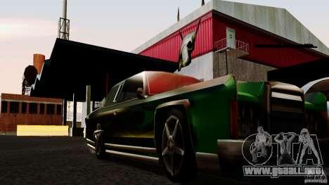 ENBSeries HQ para GTA San Andreas tercera pantalla
