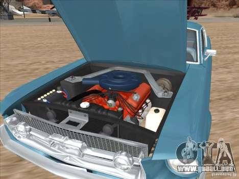 Ford Mustang Fastback 1967 para la visión correcta GTA San Andreas