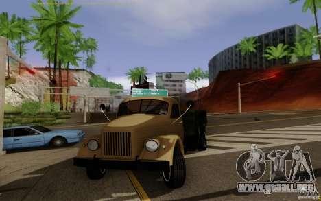 GAZ 51 para GTA San Andreas left