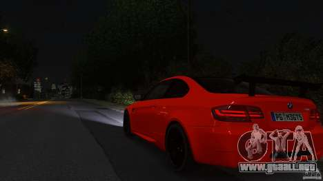 PhotoRealistic ENB V.2 Mid End PCs para GTA 4 séptima pantalla