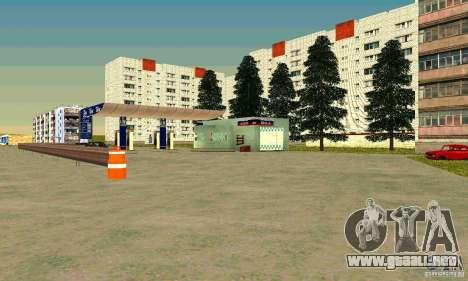Arzamas v0.1 para GTA San Andreas tercera pantalla