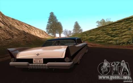 SA Illusion-S V3.0 para GTA San Andreas segunda pantalla