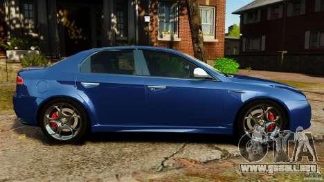 Alfa Romeo 159 TI V6 JTS para GTA 4 left