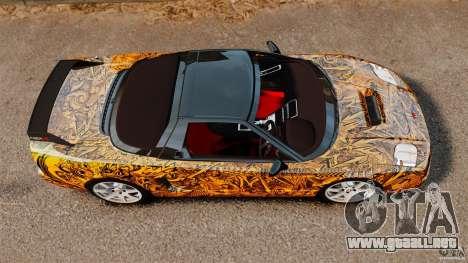 Honda NSX-R (NA2) 2005 para GTA 4 visión correcta