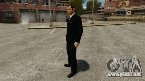 Vin Diesel para GTA 4 adelante de pantalla