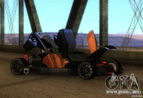 Guardia para GTA San Andreas left