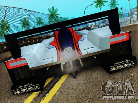 Aston Martin DBR1 Lola 007 para visión interna GTA San Andreas