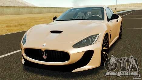Maserati GT MC Stradale para GTA 4