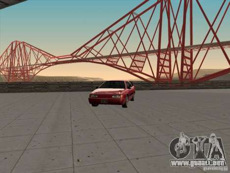 ENBSeries by Chris12345 para GTA San Andreas octavo de pantalla
