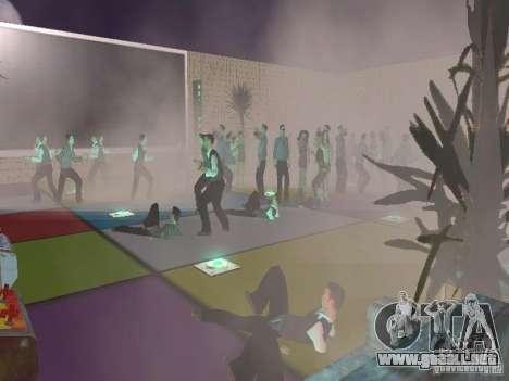 Club para GTA San Andreas tercera pantalla