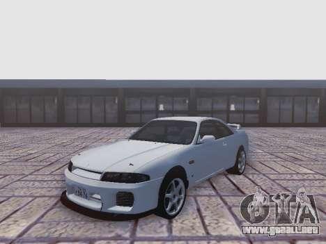 Nissan Skyline ECR33 para GTA San Andreas