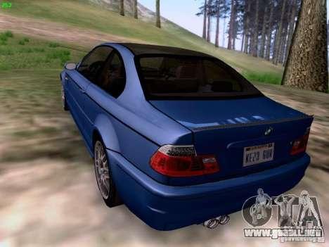 BMW M3 Tunable para GTA San Andreas left
