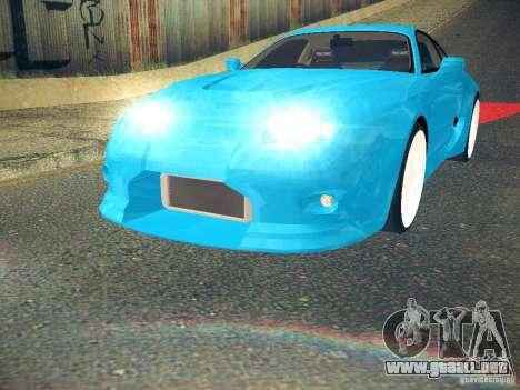 Toyota Supra VeilSide Fortune 2003 para la visión correcta GTA San Andreas