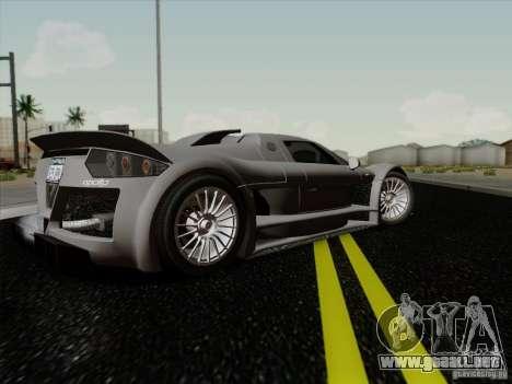 Gumpert Apollo 2005 para la visión correcta GTA San Andreas