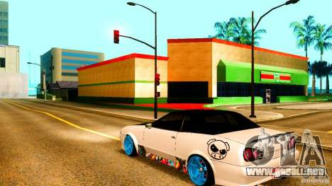 Black and White Elegy para GTA San Andreas left