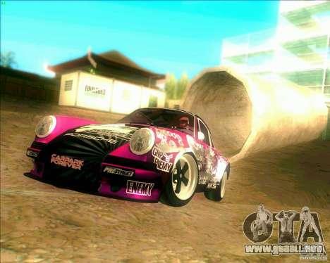 Porsche 911 Pink Power para GTA San Andreas