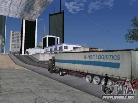 Remolque Schmitz para GTA San Andreas left