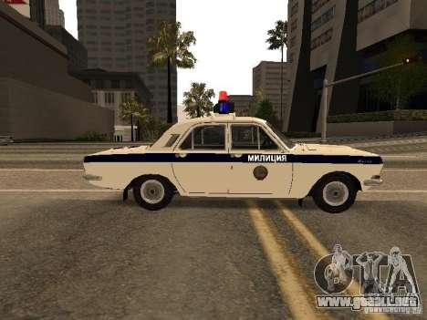 24 Milicianos del GAS para GTA San Andreas left