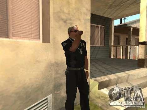 Reality GTA v1.0 para GTA San Andreas segunda pantalla