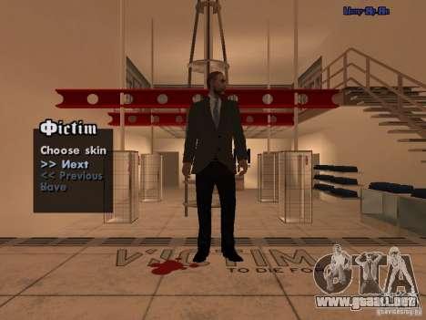 Empleados del Ayuntamiento de piel Pack para GTA San Andreas tercera pantalla