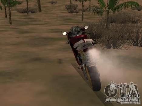 Ducati 999R para la visión correcta GTA San Andreas