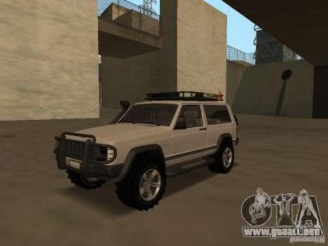Jeep Cherokee Sport para GTA San Andreas