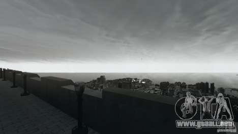 Saites ENBSeries Low v4.0 para GTA 4 undécima de pantalla