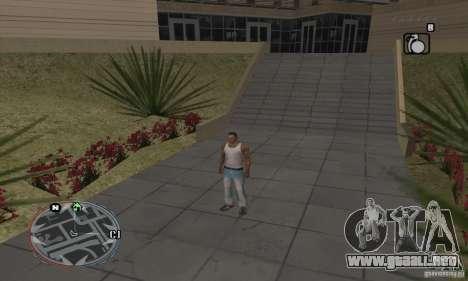 Ultra HUD v2.0 para GTA San Andreas tercera pantalla