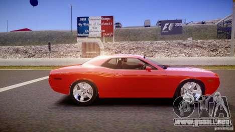 Dodge Challenger RT 2006 para GTA 4 left