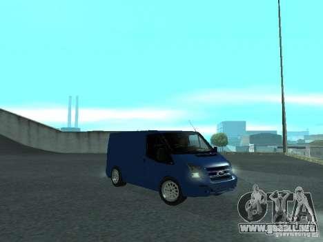 Ford Transit Sport 2011 para GTA San Andreas