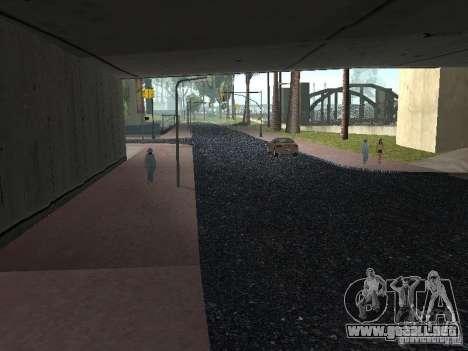 La nueva calle Grove para GTA San Andreas twelth pantalla