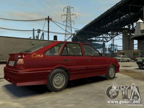 FSO Polonez Caro para GTA 4 left