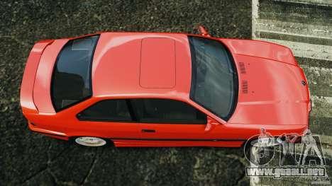 BMW M3 E36 para GTA 4 visión correcta