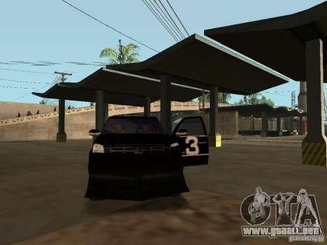 Cadillac Escalade Tallahassee para la vista superior GTA San Andreas