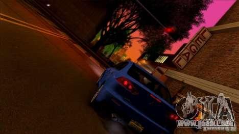 SA Beautiful Realistic Graphics 1.3 para GTA San Andreas sexta pantalla