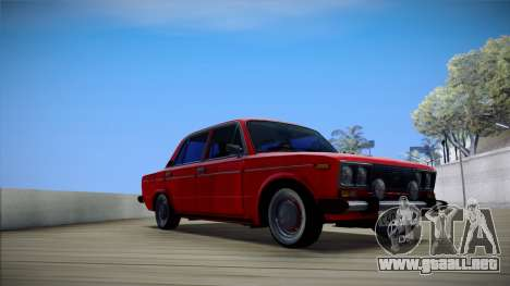 VAZ 2106 Retro V3 para GTA San Andreas left