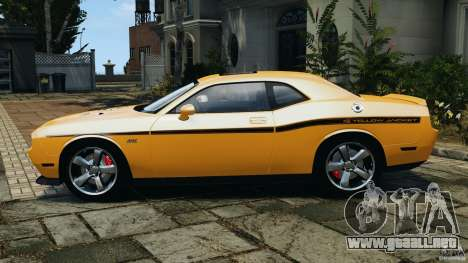 Dodge Challenger SRT8 392 2012 [EPM] para GTA 4 left