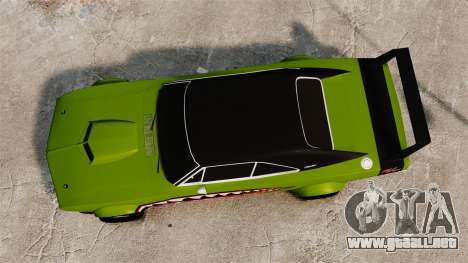 Dodge Charger RT SharkWide para GTA 4 visión correcta