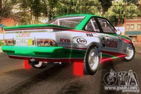 Opel Manta 400 para la visión correcta GTA San Andreas