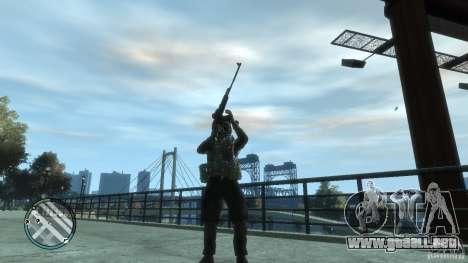 EL PKK para GTA 4 tercera pantalla