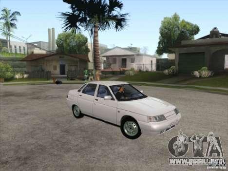 Drenaje VAZ 2110 para GTA San Andreas
