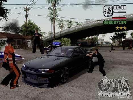 Close Doors for Cars para GTA San Andreas tercera pantalla